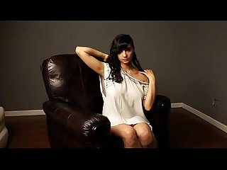 Desi babe hot photoshot on Sofa